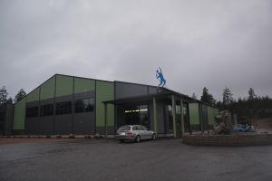 Susi Training Center i Kisakallio, Lojo