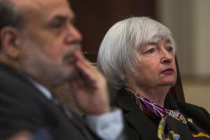 Ben Bernanke och Janet Yellen
