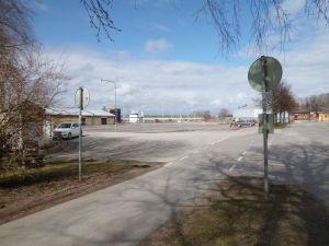 Norra hamnen i Ekenäs våren 2013.