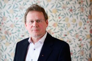 Stefan Mutanen, verkställande direktör för Folkhälsan.