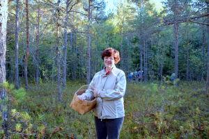 Kristina Uutela från Jyväskylä