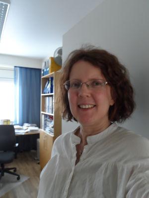 Bodil Viitanen är verksamhetsledare vid Psykosociala förbundet