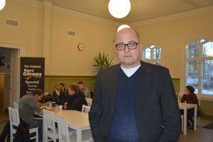 Korv-Görans vd Johan Lindberg