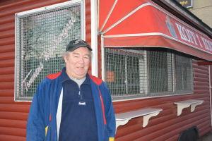 Grillförsäljare Tom Eklund