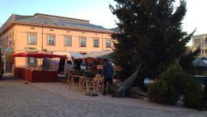 Julmarknad i Ekenäs 2013