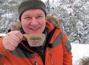 Retkinikkari Joppe Ranta