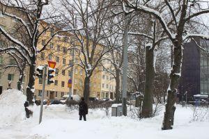 Nordenskiöldinkatu Helsingissä