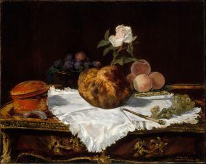 Édouard Manet: The Brioche