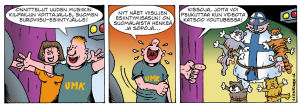 UMK15 sarjakuva