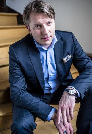 Johan Tralau