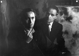 Ote elokuvasta Olemme kaikki syyllisiä (1954).