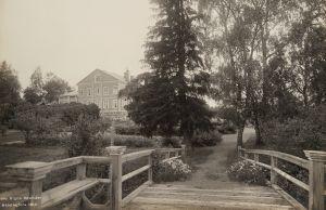 Stensböle gård år 1910.