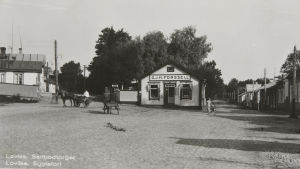 Saltbodtorget på 1930-talet