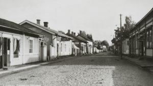 drottningatan på 1930-talet