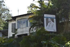 Stefan Zweigs sista hem i Petrópolis, Brasilien