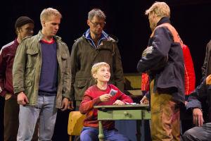 Helsingin kaupunginteatterin musikaali Billy Elliot.