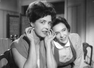 Ote elokuvasta Kultainen vasikka (1961).
