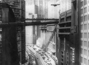 Fritz Kangin Metropolis