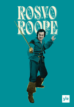 Rosvo Roope -elokuvan juliste (2015).
