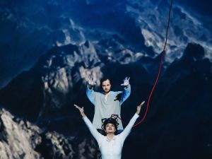 Ur operan Indigo på Nationaloperan