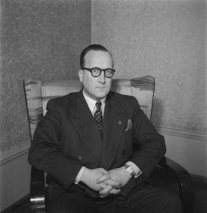 Yleisradion hallintoelimien kokouksien valmistelukunnan pääsihteeri Lauri H. Vennola
