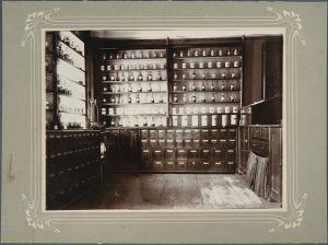 Kangasniemen apteekki 1890-luku