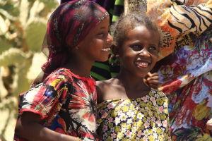 flickor i somaliland