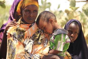 somaliländsk mamma
