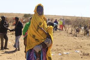 mor och barn i somaliland