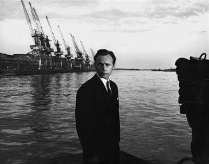 Matti Oravisto elokuvassa Täällä alkaa seikkailu (1965).