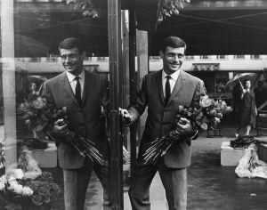 Claude Titre elokuvassa Täällä alkaa seikkailu (1965).
