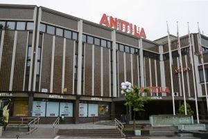 Anttilan tavaratalo Keravalla (2014)