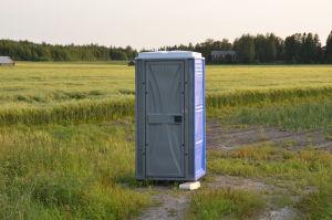Toalett hade KAJ också fixat till Rejpeltvägen.