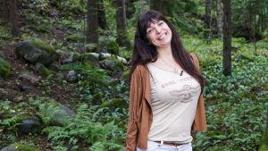 to nightwish with love -dokumentti, argentiinalainen Andrea Schnidrig, fani, keskuspuisto