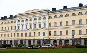 Ulkoministeriön toimitilat Katajanokka Helsinki
