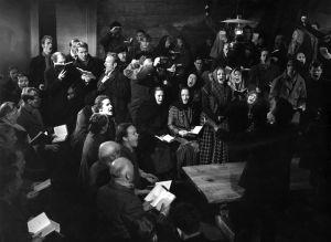 Ote elokusta Punainen viiva (1959).