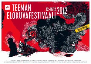 Teeman elokuvafestivaalin 2012 juliste
