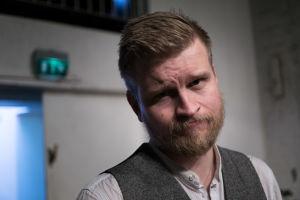 Toimittaja Jari Hanska.