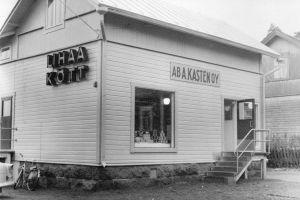 Kasténs kötthandel år 1957