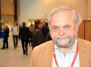 Socialdemokraten Folke Sundman