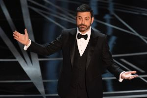 Jimmy Kimmel, programvärd vid Oscarsgalan 2017