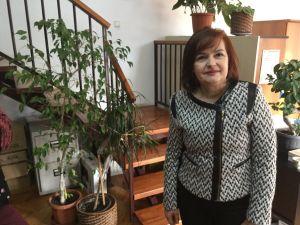 Veprore Shehu, direktör för organisationen Medica Kosova