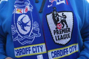 Cardiff hade tidigare en fågel i sitt lagmärke.