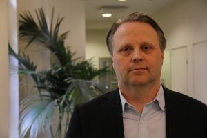 Peik Granlund, analytiker på Finansinspektionen