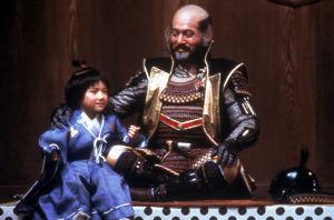 Tatsuya Nakadai elokuvassa Kagemusha