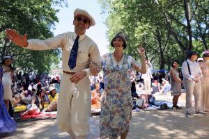 Kuva Jazz Age Lawn Festival -tapahtumasta