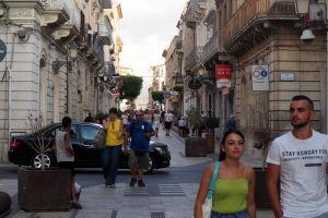 Vittoria är en av de större städerna i Sicilien.