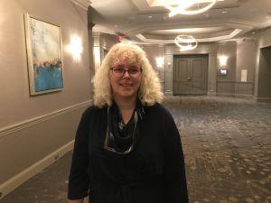 Ruth Ann Marks leder vänortssamarbetet mellan Salo och St. Anthony i USA