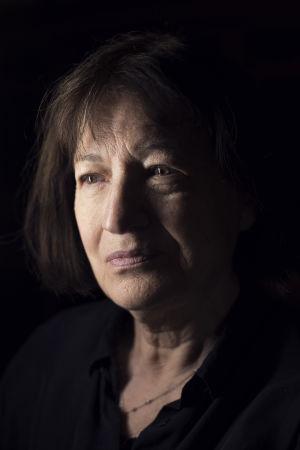 Den danska författaren Kirsten Thorup.