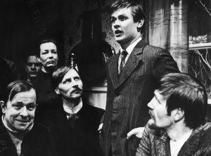 Ole elokuvasta Täällä Pohjantähden alla (1968).